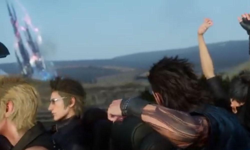 TGS: Final Fantasy XV-trailer