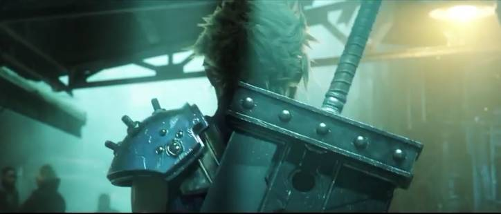 Final Fantasy VII – remake