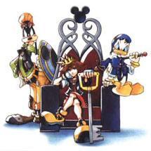 Tetsuya Nomura är spelets karaktärsdesigner