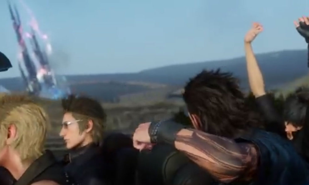 TGS: Final Fantasy XV-trailer