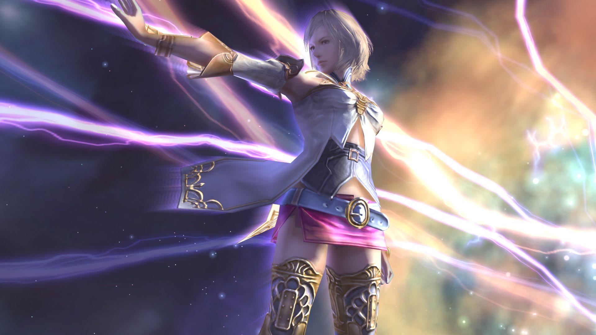 FFXII: The Zodiac Age kommer på Steam