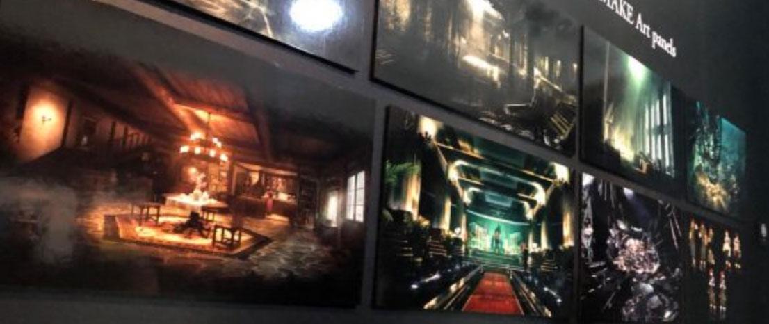 Nya FF7 remake-bilder från 30-årsutställning
