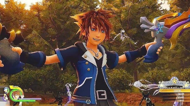 Kingdom Hearts 3 i 2018, hintar Square Enix