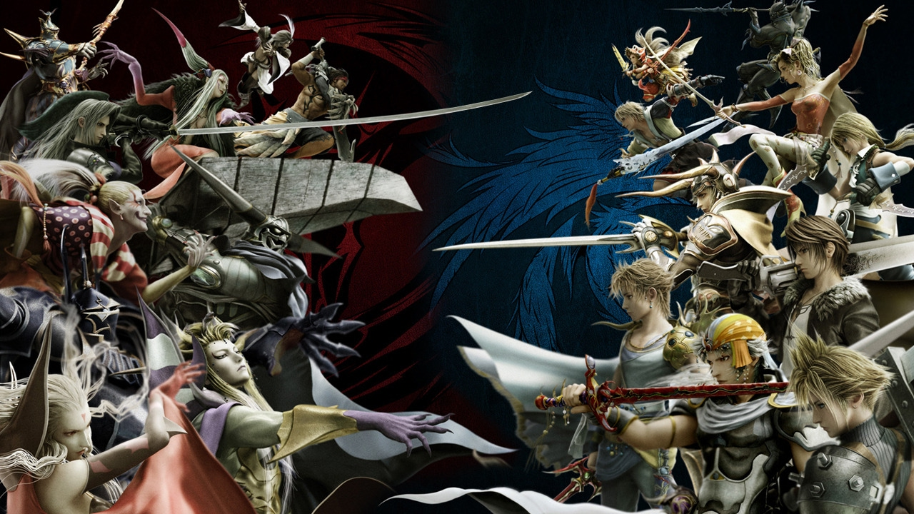 Dissidia Final Fantasy NT – öppen beta i 10 dagar