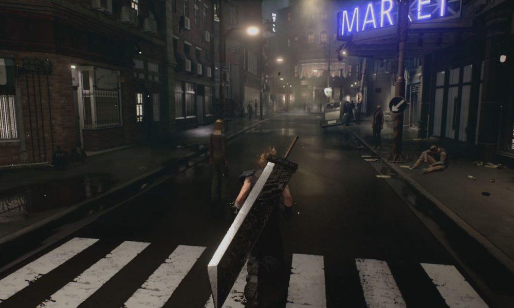 Intervju med Nomura avslöjar mer om FF7 Remake