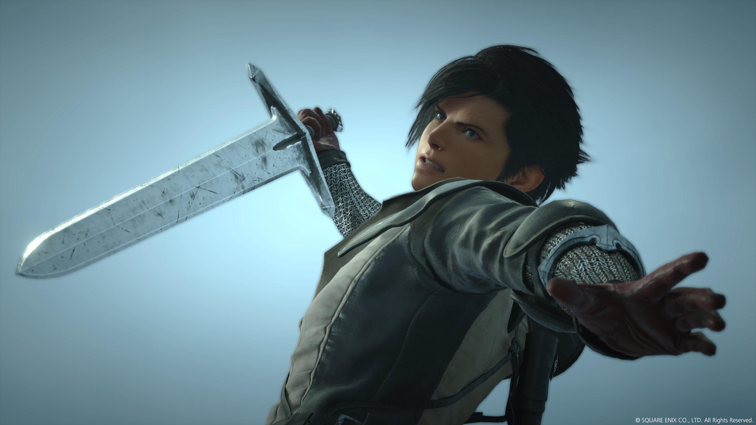 Final Fantasy XVI, första trailern